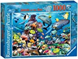 Ravensburger Jewels of The Sea Puzzle (1000 Pieces)