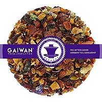 "N° 1378: Tè alla frutta in foglie""Giungla"" - 100 g - GAIWAN GERMANY - tè in foglie, mela, rosa canina, ibisco, malva"