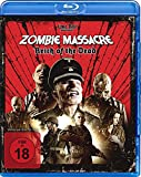 Zombie Massacre - Reich of the Dead - Uncut [Blu-ray]