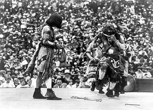 Hopi Snake Dance 1926. /Nhopi Snake Dance Performed at The U.S. Capitol 15 May 1926. Kunstdruck (60,96 x 91,44 cm) -