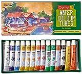 #1: Camlin Kokuyo Student Water Color Tube - 5ml tubes, 14 Shades
