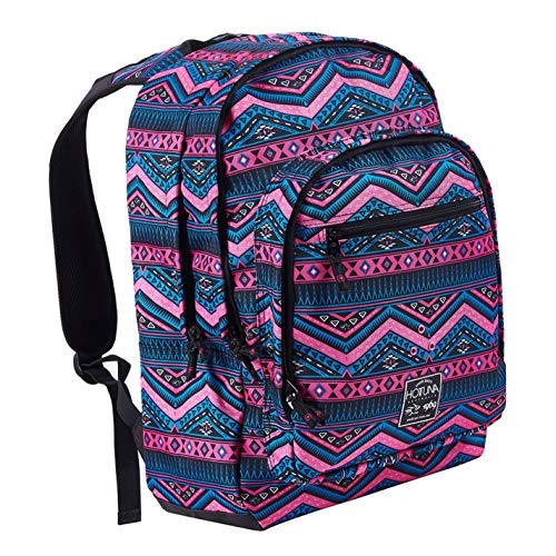 dc256ea0e6f71 Hot Tuna Print Backpack Bag Rucksack H 46 x W 35 x D