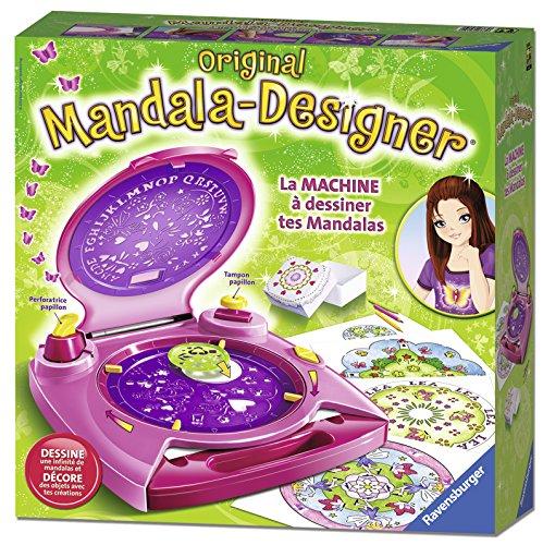 Ravensburger Déco Mandala 18685Mandala Designer [Französische Sprache]