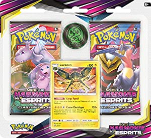 Pokemon Soleil et Lune - Pack de 2 potenciadores SL11, 2PACK01SL11