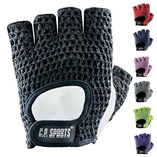 C.P. Sports Trainings Fitness Handschuh Klassik, Schwarz/Weiß, XXL, 38584