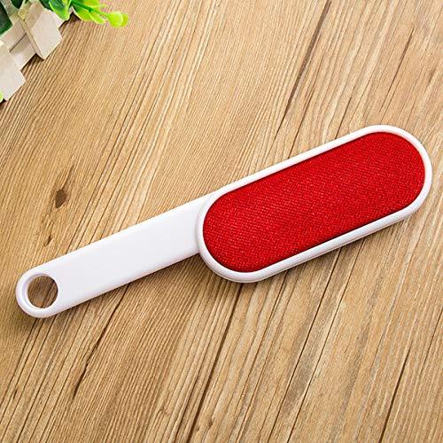 ZJHYSDQ Haarentfernungsbürste Rotierende Staubbürste Haustierhaarentferner Kleidungstuch Reinigungsbürste Antistatische Fussel Flusenentferner Werkzeuge