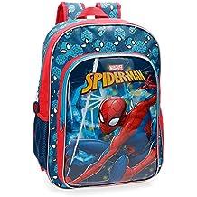 Marvel Spiderman Neo Mochila Infantil, 40 cm, 19.2 Litros, Multicolor