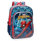 Marvel 4312361 Spiderman Neo Mochila infantil, 40 cm, 19.2 litros, Multicolor