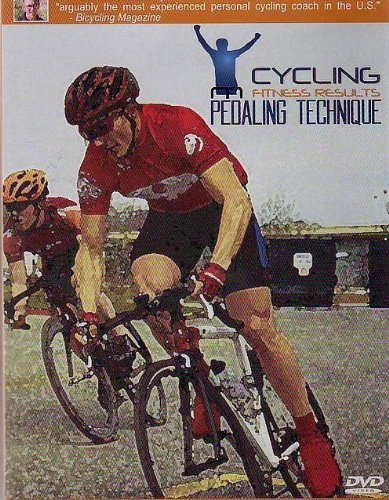 PEDALING TECHNIQUE DVD - CYCLING AND TRIATHLON TRAINING