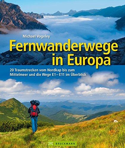 Fernwanderwege in Europa