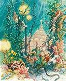 Die kleine Meerjungfrau: Buch, Unendliche Welten (Unendliche Welten / M?rchenklassiker neu illustriert)