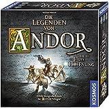 KOSMOS Spiele 692803 - Die Legenden von Andor - Teil III Die letzte Hoffnung, Spiel