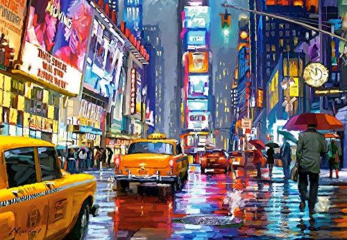Castorland C-103911-2 Times Square, 1000 Teile Puzzle, bunt