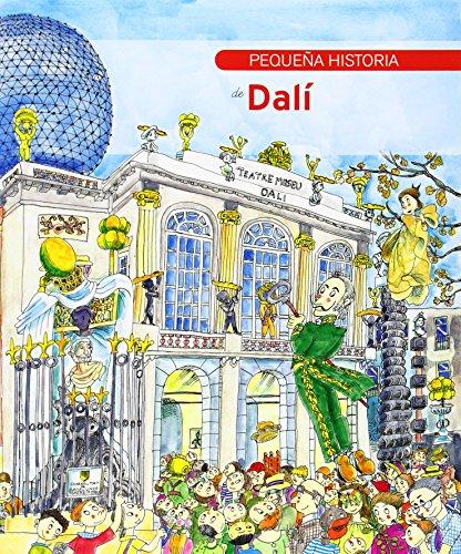 Pequeña historia de Dalí por Virgínia Palomo Merchán
