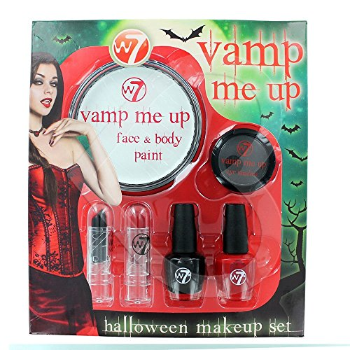 W7 Vamp Me Up Halloween Makeup Set - Set de maquillage HALLOWEEN