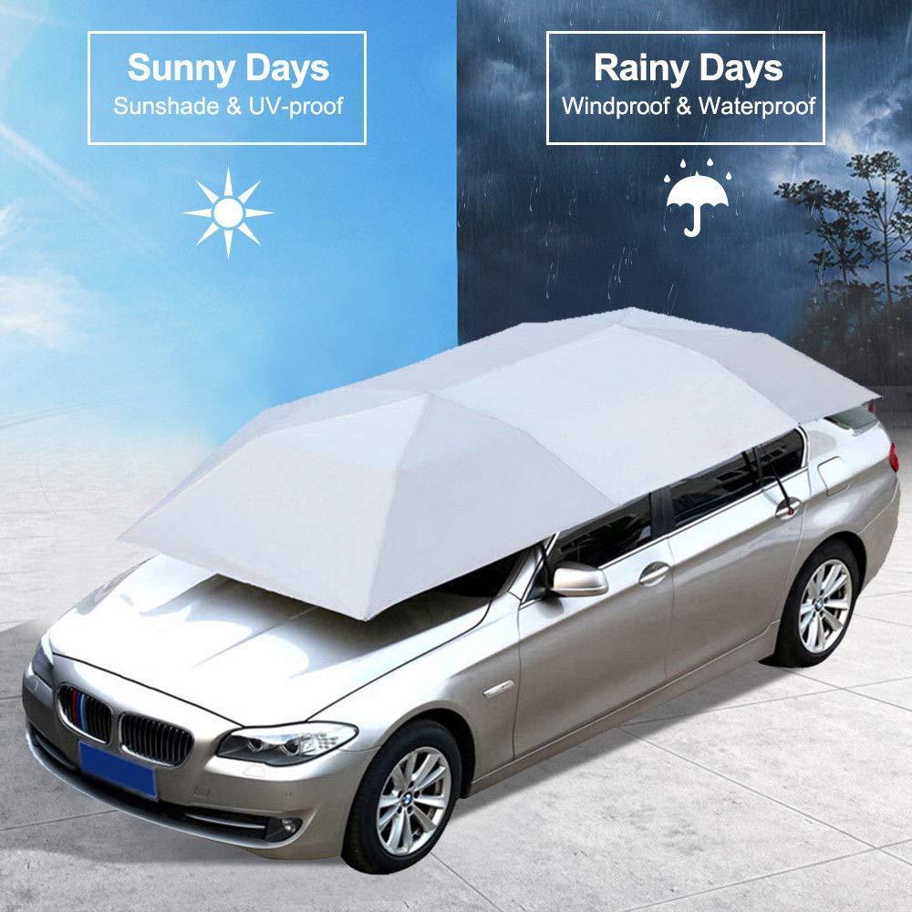 Bâche anti grêle parapluie pour voiture