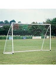 PhilMat Poste de la portería de fútbol mini-redes 6x4ft 1.8x1.2m para la práctica del entrenamiento deportivo