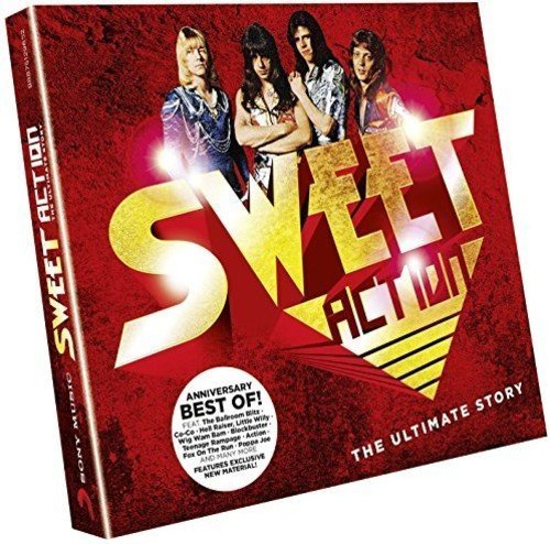 Sweet: Action! the Ultimate Sweet Story (Deluxe Edition) (Audio CD)