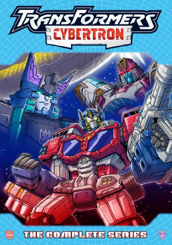 Transformers Cybertron: Complete Series [DVD] [Region 1] [NTSC] [US Import] (Transformers Cybertron Dvd)
