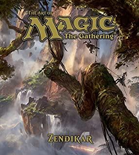 The Art of Magic: The Gathering - Zendikar by James Wyatt (142158249X) | Amazon price tracker / tracking, Amazon price history charts, Amazon price watches, Amazon price drop alerts