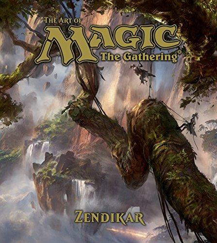 The Art of Magic: The Gathering - Zendikar -