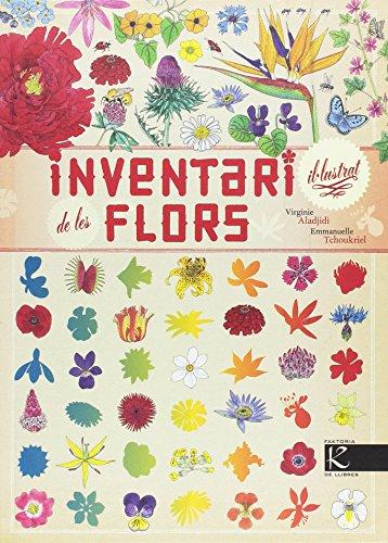 Inventari il-lustrat de les flors (Faktoria K de Llibres. Ciència.)