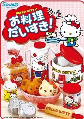 Caja Sorpresa Me Encanta Cocinar Hello Kitty Re-Ment por Re-Ment