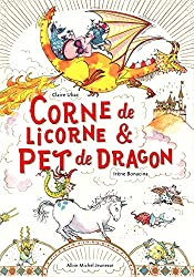 Corne de licorne et pet dragon