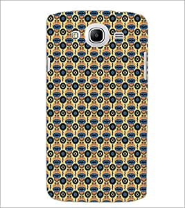 PrintDhaba Pattern D-5192 Back Case Cover for SAMSUNG GALAXY MEGA 5.8 (Multi-Coloured)