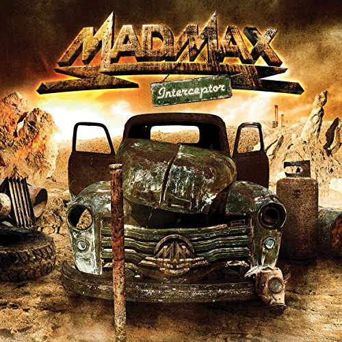 Mad Max: Interceptor (Audio CD)