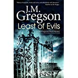 Least of Evils (Detective Inspector Peach Mysteries) by J M Gregson (2012-05-01)