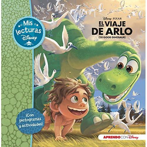 El viaje de Arlo (Mis lecturas Disney): Con pictogramas y actividades 10