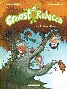 """Afficher """"Ernest & Rebecca n° 06 La boîte à blagues"""""""