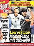 Sport Bild 24 2016 Löw Schweinsteiger Zeitschrift Magazin Einzelheft Heft