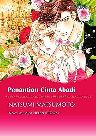 Penantian Cinta Abadi Komik Harlequin Edisi Bahasa Indonesia