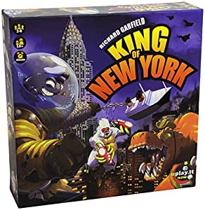 Uplay.it - King Of New York Gioco da Tavolo