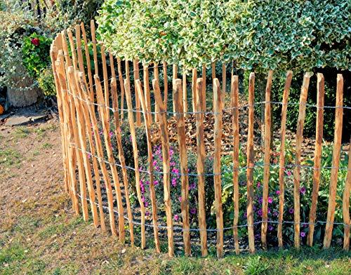 Steccato Per Giardino : Floranica steccato in legno in grandezze recinto impregnato
