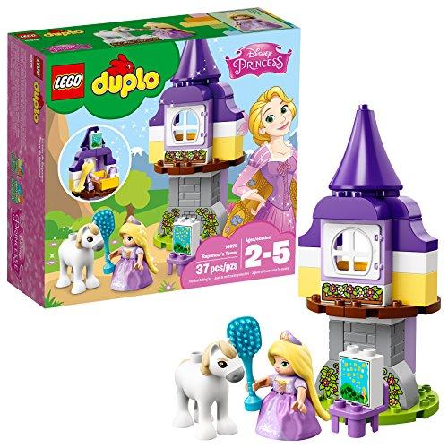 Lego duplo principessa rapunzelâ's torre 10878 confenzione (37 pezzi)