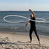 denefhoop - Hula Hoop Reifen Zum Entspannen für Yoga, Pilates, Rehabilitation in Verschiedenen Ausführungen Sinfonie Ø160