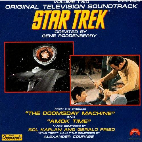 Star Trek: Volume 2 - Doomsday Machine and Amok Time