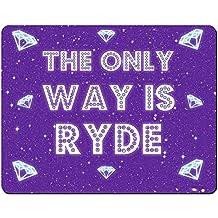 The Only Way Is Ryde–Premium Tapis de souris (5mm d'épaisseur)