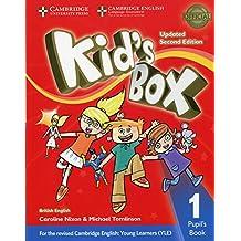 Kid's box. Level 1. Per la Scuola elementare. Con e-book. Con espansione online. Con libro: Pupil's book