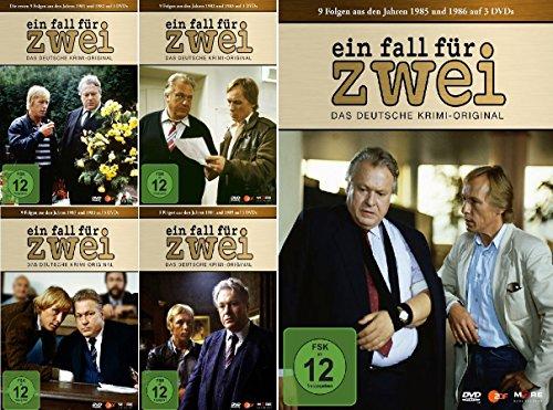Vols. 1-5 (15 DVDs)