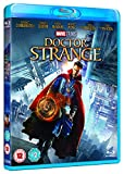 Marvels Doctor Strange [Blu-ray] [2016]