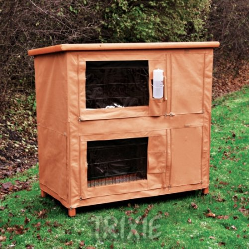 Trixie 62317 Hülle für natura-Stall # 62402, 109 × 97 × 58 cm