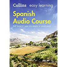 SPA-SPANISH AUDIO COURSE    6D (Collins Easy Learning Audio Course)