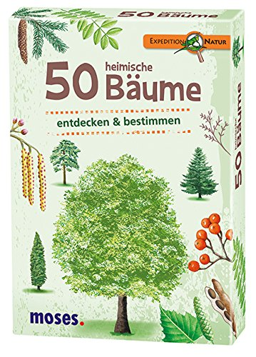 moses-9716-expedition-natur-50-heimische-baume-lernkarte