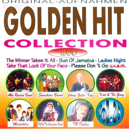 Goldene Hits (CD Compilation, 16 Tracks) Abba revival band - the winner takes it all / sam hook & his disco cats - sexy eyes / lee hazlewood - ballad of lucy jordan / johnny guitar king - take that look of your face / kc & the sunshine band - please don't go / allegro milano - theme from new york, new york / syreeta - with you i'm born again / matchbox - midnight dynamos etc. Allegro Coffee