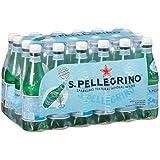 S. Pellegrino Natural Sparkling Agua Mineral 50cl PET (paquete de 24 x 50 cl)