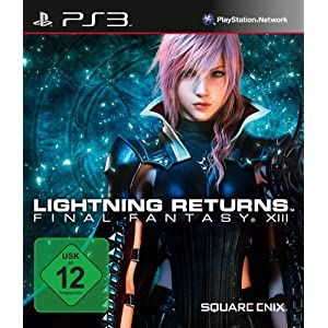Lightning Returns – Final Fantasy XIII – [PlayStation 3]